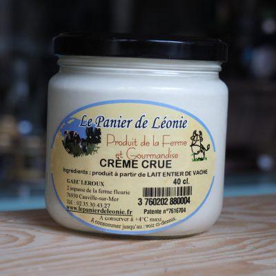 Pot crème consigné Panier de Léonie