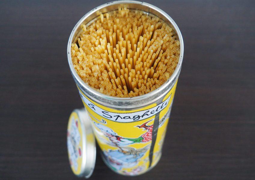 Spaghettis en vrac