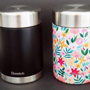 Boîte à repas et ou soupe Qwetch